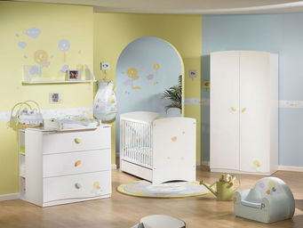 Sauthon - nature blanc - Infant Room 0 3 Years
