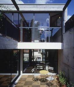 PABLO  KATZ ARCHITECTURE -  - Architectural Plan