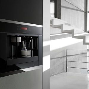 Kuppersbusch - black chrome edition küppersbusch - Integrated Coffee Machine