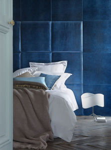 CUIR AU CARRE -  - Headboard