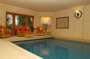 J W Green Swimming Pools -  - Indoor Pool