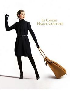 ATELIER BLINK - caddie haute couture - Shopping Trolley