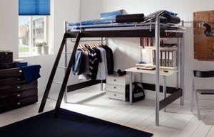 Hasena - maxi - Mezzanine Bed