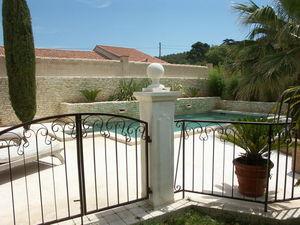 Aqua Soft Company -  - Pool Fence