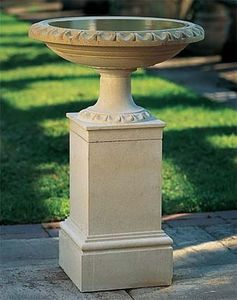 Haddonstone - regency bird bath - Birdbath