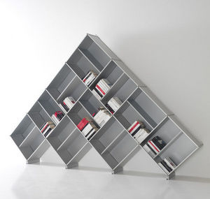 FITTING - pyramid 4 - Open Bookcase