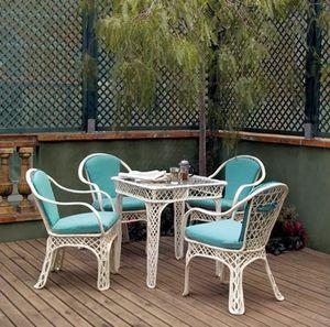 DURCAP -  - Outdoor Dining Room