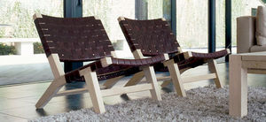 De la Espada - 128 lounge chair - Fireside Chair