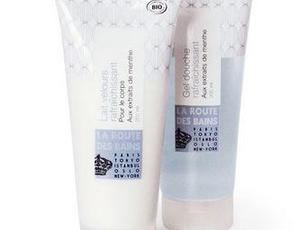 LA ROUTE DES BAINS - oslo - Body Milk