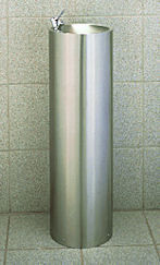Acorn Powell - 481 pedestal mounted - Wash Hand Basin