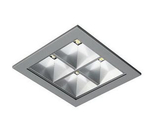 Illuma Lighting - quadroled rec. - Office Ceiling Lamp