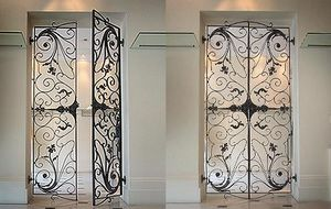 Matt Livsey Hammond - charli boutique - Decorative Door Film