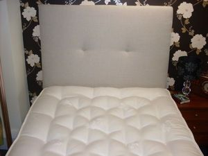 Norris Bedding -  - Headboard