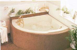Mantaleda Bathroom Company -  - Corner Bath