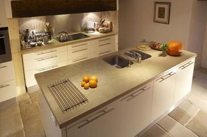 Occitanie Pierres - auberoche ocre - Kitchen Worktop