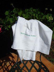 Dans les Jardins des Monastères -  - Towel