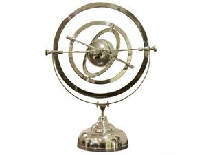 KINGSBRIDGE COLLECTIONS - globe new world - Armillary Sphere