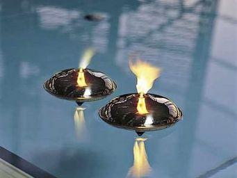 Aristo Demavic -  - Floating Oil Lamp