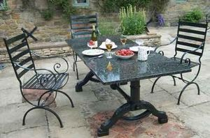 Cotswold Decorative Ironworkers -  - Garden Table