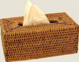 BaolgiChic - modèle rectangulaire - Tissues Box Cover