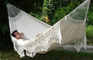 Hamac Tropical Influences - violetta - Hammock