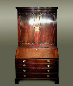 COUNTRY ANTIQUES -  - Office Desk