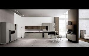 Total Consortium Clayton - tecnika regula - Modern Kitchen