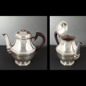 Expertissim - service à thé et à café en argent - Tea Service