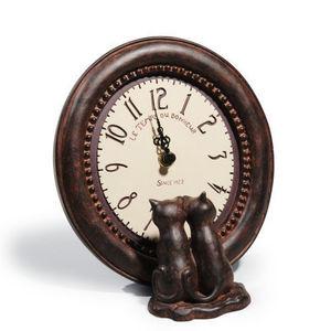 MAISONS DU MONDE - réveil chats rusty - Alarm Clock