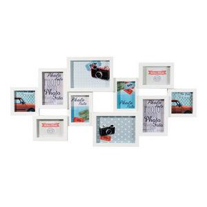 MAISONS DU MONDE - cadre bridge blanc grand modèle - Photo Frame