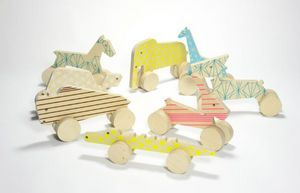 STUDIO DELLE ALPI -  - Wooden Toy