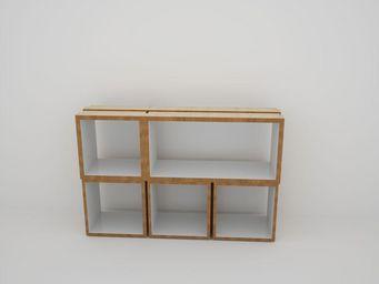 MALHERBE EDITION - pile ou face rectangulaire - Modular Unit