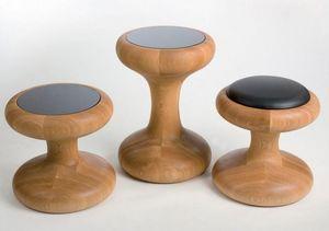 De la Espada - mushroom family - Floor Cushion