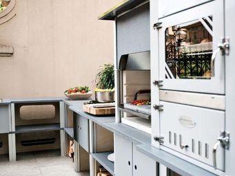 Palazzetti - saint-vincent- - Outdoor Kitchen