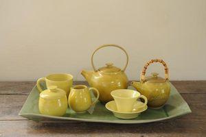 Christiane Perrochon -  - Tea Service