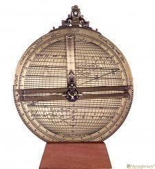 HEMISFERIUM -  - Spherical Astrolabe