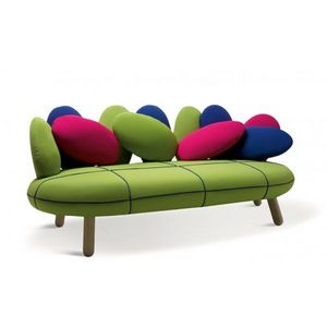 Mathi Design - canapé original jelly - 2 Seater Sofa