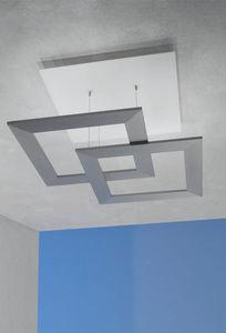 ESCALE - zen due - Office Ceiling Lamp
