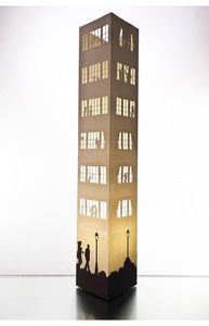 W-LAMP -  - Illuminated Column