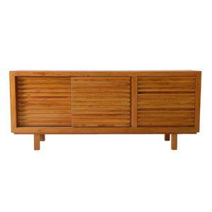 VELHA BAHIA - arca ripada  - Sideboard With Pull Out Shelf