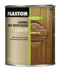 PLASTOR -  - Wood Varnish