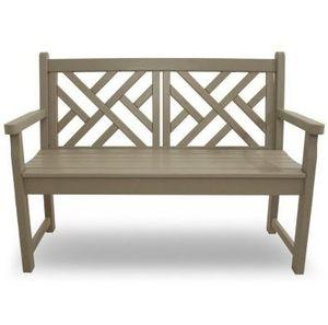 Casa Bruno - chippendale- - Garden Bench