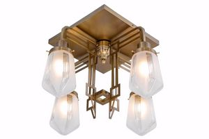 PATINAS - hoffmann ceiling fitting v/1. - Ceiling Lamp