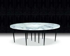 Beau & Bien - mille pieds - Oval Dining Table