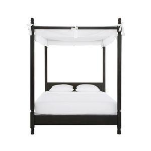 MAISONS DU MONDE -  - Double Canopy Bed