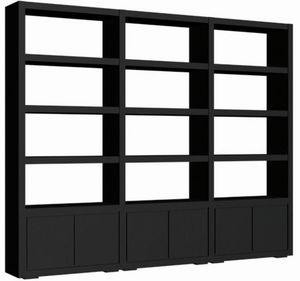 Ph Collection - quadra lisse-- - Open Bookcase
