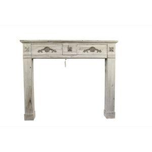 DECORATION D'AUTREFOIS -  - Fireplace Mantel