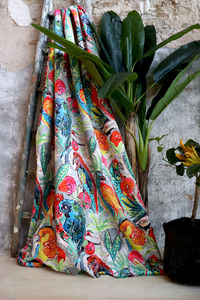 LALIE DESIGN - papagai - Fabric By The Metre