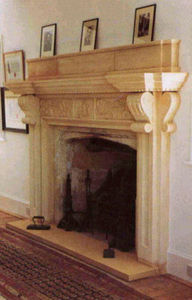 Wrights of Campden -  - Open Fireplace