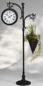 Sunshine -  - Outdoor Clock